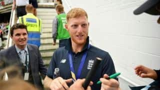 After 'incredible feeling' of World Cup glory, Ben Stokes sets sights on Ashes triumph